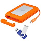 Best Thunderbolt Drives - LaCie Rugged Thunderbolt USB 3.0 2TB External Hard Review
