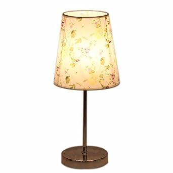 Warmen Nachttischlampe Schlafzimmer Deko Ideen Hochzeit Moderne  Tischleuchte Lampe Berühren Schreibtischlampe,D Drucktaster