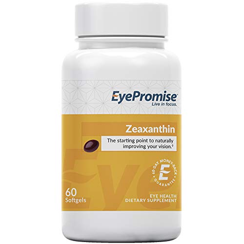 EyePromise Zeaxanthin Eye Vitamin – Protect and