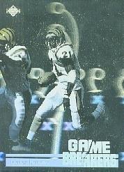 1991 Upper Deck Game Breaker Holograms #GB8 James Brooks by Upper Deck