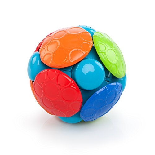 O Ball Wobble Bobble Toy