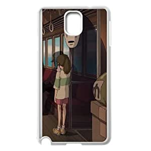 Spirited Away Samsung Galaxy Note 3 Cell Phone Case White UF1174355