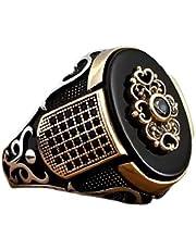 Sultan Ring - 925 Turkish Silver