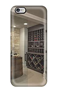 First-class Case Cover For iphone 6 (4.7) Dual Protection Cover Clever Ideas Converge In Transitional Wine Cellar