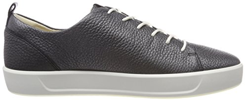 ECCO Women's 440503 Trainers Silver (Black / Dark Silver 51162) free shipping 2014 new new styles cheap online discount great deals CGcej
