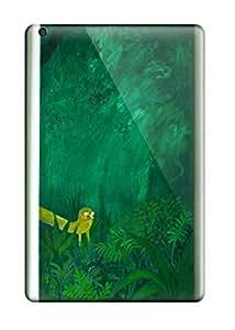High Quality TTIVdze7002ZgstW Finn And Jake Painting Tpu Case For Ipad Mini/mini 2