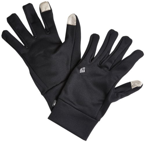 Columbia Omni-Heat Touch Glove Liner, Black, X-Large