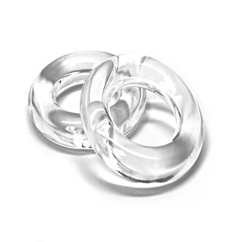 Sea Striker 06 Glass Outrigger Rings, 2-Pack