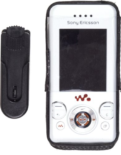(Wireless Solutions Leather Case for Sony Ericsson)