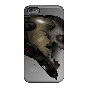 Bumper Hard Phone Case For Apple Iphone 6 With Provide Private Custom HD Halo Reach Emile Pictures ElenaHarper