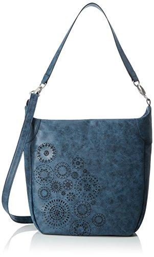 s.Oliver (Bags) 39.804.94.3329, Borsa Donna Blu (Blue)
