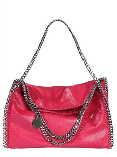 Poliestere Mccartney Stella Borsa 234387w91325620 Shopping Rosso Donna x68wX84
