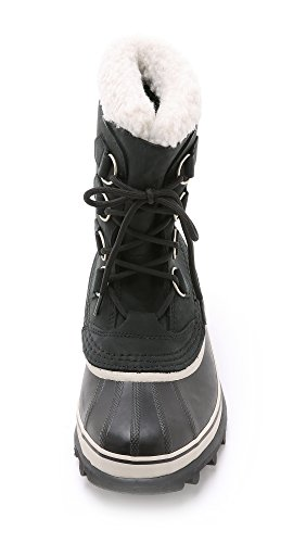 Sorel Stone Black Caribou Boot Women's AwAq8YZ