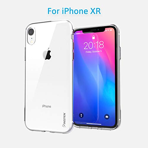 Insten Crystal Clear Case Compatible with Apple iPhone XR 6.1