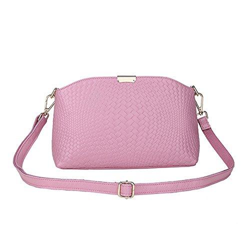 Pink Azul Bolso La Casual Inclinación Solo Mujer Hombro Spanning Package Marino Y GWQGZ vx7Unwqv