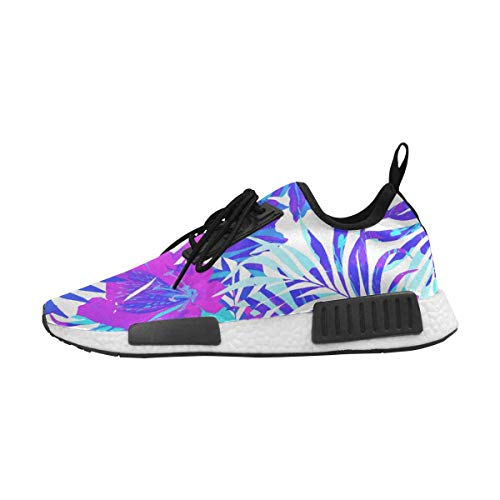Multi Floral Shoes Abstract Easy Pattern Walking InterestPrint Go Draco Running 1 Women's Tropical UqnP4xz