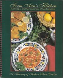 From Ann S Kitchen The Recipes And Reminiscences Of Ann
