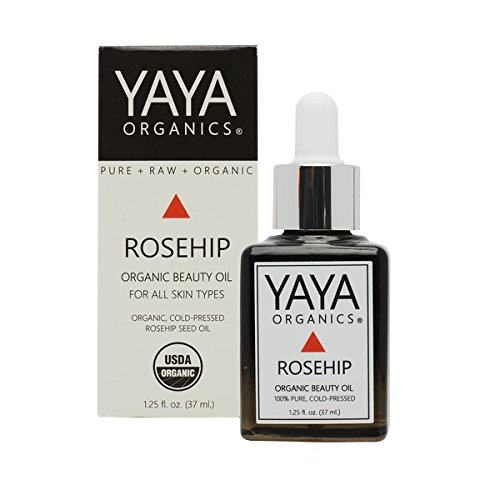 ROSEHIP ORGANIC FACIAL OIL for ALL SKIN TYPES