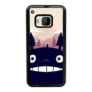 HTC One M9 Cell Phone Case Black My Neighbor Totoro_009