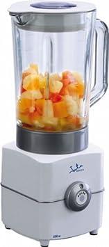Jata BT514 - Batidora de vaso de cristal 1,75 l (con jarra desmontable milimetrada)