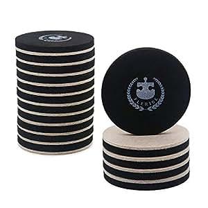 16 pack furniture sliders carpet reusable tube furniture mover reusable pads furniture slider. Black Bedroom Furniture Sets. Home Design Ideas