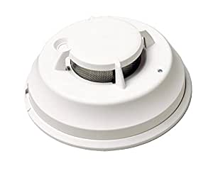 Secureguard Hd 720p Commercial Grade Smoke Detector Sensor