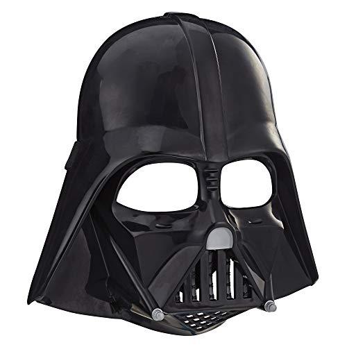 Star Wars Mask (Star Wars Darth Vader Mask for Kids Roleplay & Costume Dress Up, Toys for Kids Ages 5 &)