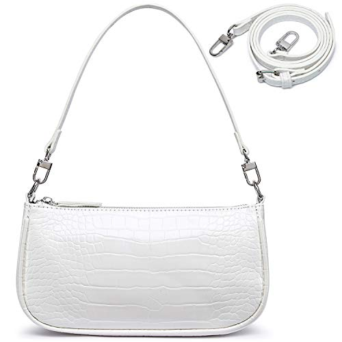 Women Small Shoulder Bag Mini Purse Women's Crossbody Clutch Purses 90s Y2k Bags