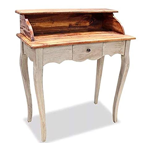Side Table Bureau.Amazon Com Vintage Writing Desk Small Side Table Antique