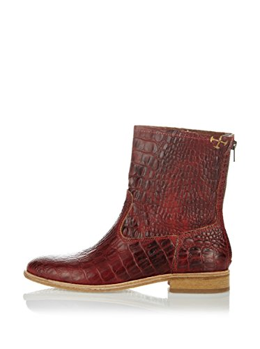 Goldmud Damen Stiefelette bordeaux