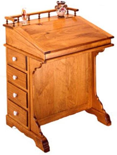 Amazon Com Captains Desk Woodworking Project Plan