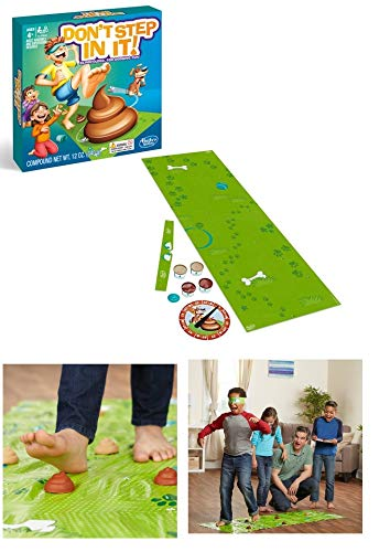Don't Step in It - Be Careful Not to Poop Out While Playing This Hilarious Game with Messy Consequences!