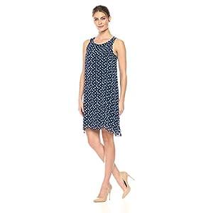 Best Epic Trends 41fgMq6k4VL._SS300_ Amazon Brand - Lark & Ro Women's Sleeveless Trapeze Dress