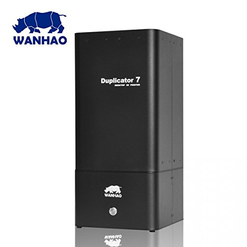 Wanhao Duplicator 7 UV Resin 3D Printer (D7) – Version 1.4 by Wanhao