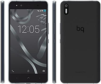 Bq Aquaris X5 Orange Libre Dual Sim,16Gb,Android 5.1.1,4G,13MP,5MP ...