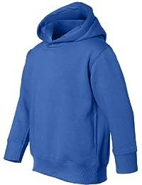 Rabbit Skins 3326 Toddler Pullover Hooded Sweatshirt