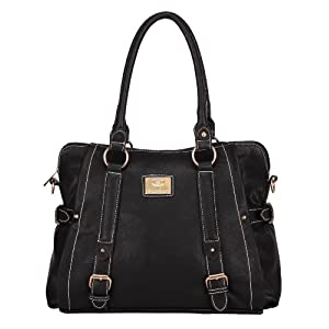 Scarleton Medium Belt Accent Tote Bag H1264