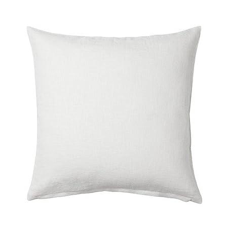 IKEA - Funda de cojín VIGDIS, blanco - 50 x 50 cm: Amazon.es ...