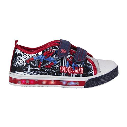Spiderman , Jungen Sneaker rot rot