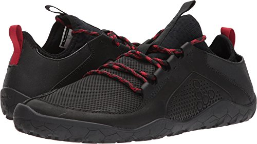Vivobarefoot Primus Treck Men's Lightweight Off Road Trail Walking Shoe, Black, 44 D EU (11 US) from Vivobarefoot