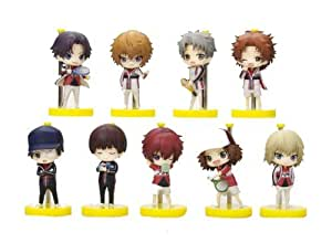 The New Prince of Tennis the Second Game One Coin Grande PVC Figures (1 Blind Box)