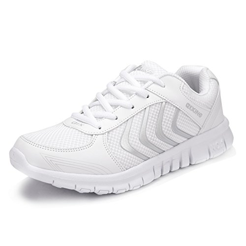 Image of Harence Women Running Shoes Lightweight Breathable Mesh Athletic Sneakers Casual Walking Shoes