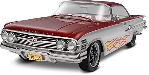 - Revell '60 Chey Impala Hard Top 2N1 1:25 Scale