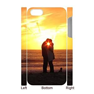 YCHZH Phone case Of Love Kiss Cover Case For Iphone 5C