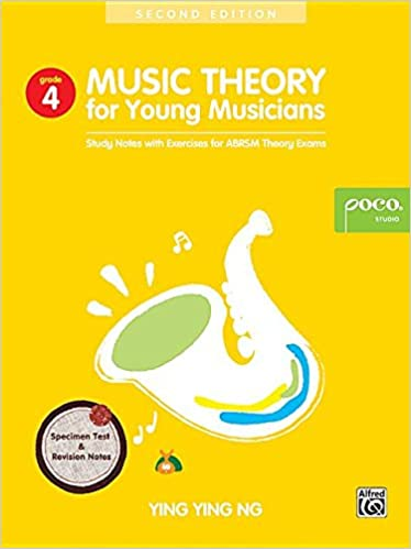 Music Theory For Young Musicians Grade 4 Study Notes With Exercises