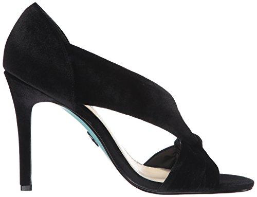 Black Abi Dress Johnson Velvet Sb Sandal by Betsey Blue Women T6ORWwx