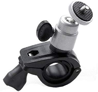 Iycorish 自転車 バイクにカメラを固定 カメラマウント ハンドルバー等のパイプに挟み込むだけの簡単とりつけ