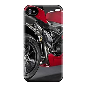Fashion DNv38620ILTa Cases Covers For Iphone 6(ducati 1198)
