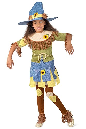 Girls Selena The Scarecrow Costume XL (12) ()