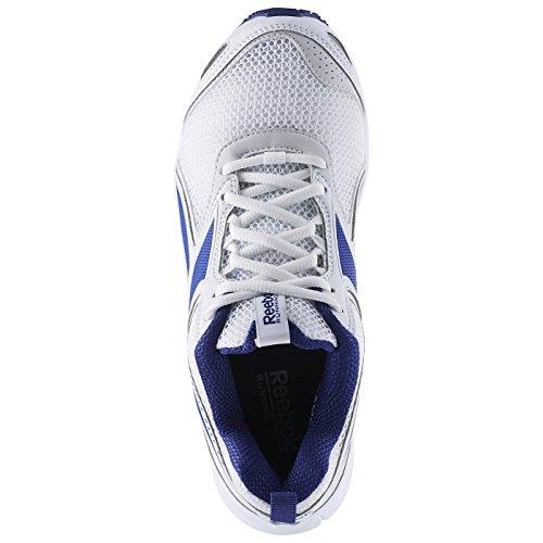 Reebok Triplehall 5.0 - Zapatillas de running Mujer Blanco  (White / Pigment Purple / Silver)